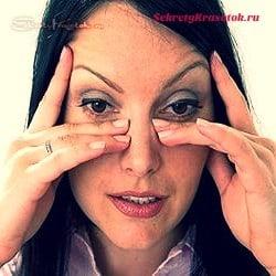 аллергия на крем вокруг глаз