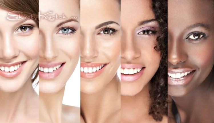 фототип кожи