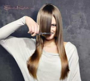 Секущиеся кончики волос — лучшие домашние и салонные средства для восстановления красоты