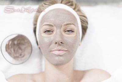применение антивозрастных масок для лица