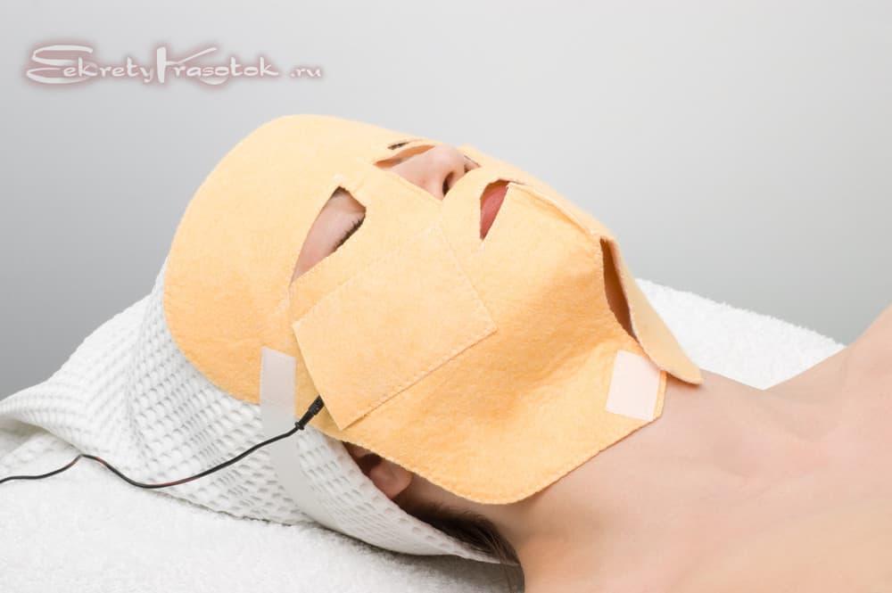 электрофореза для лица в косметологии