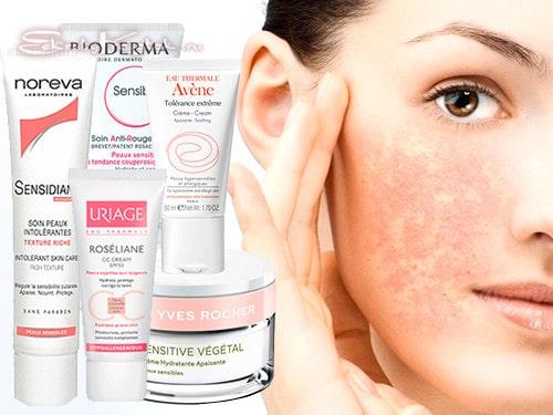 крема для борьбы с шелушением кожи лица