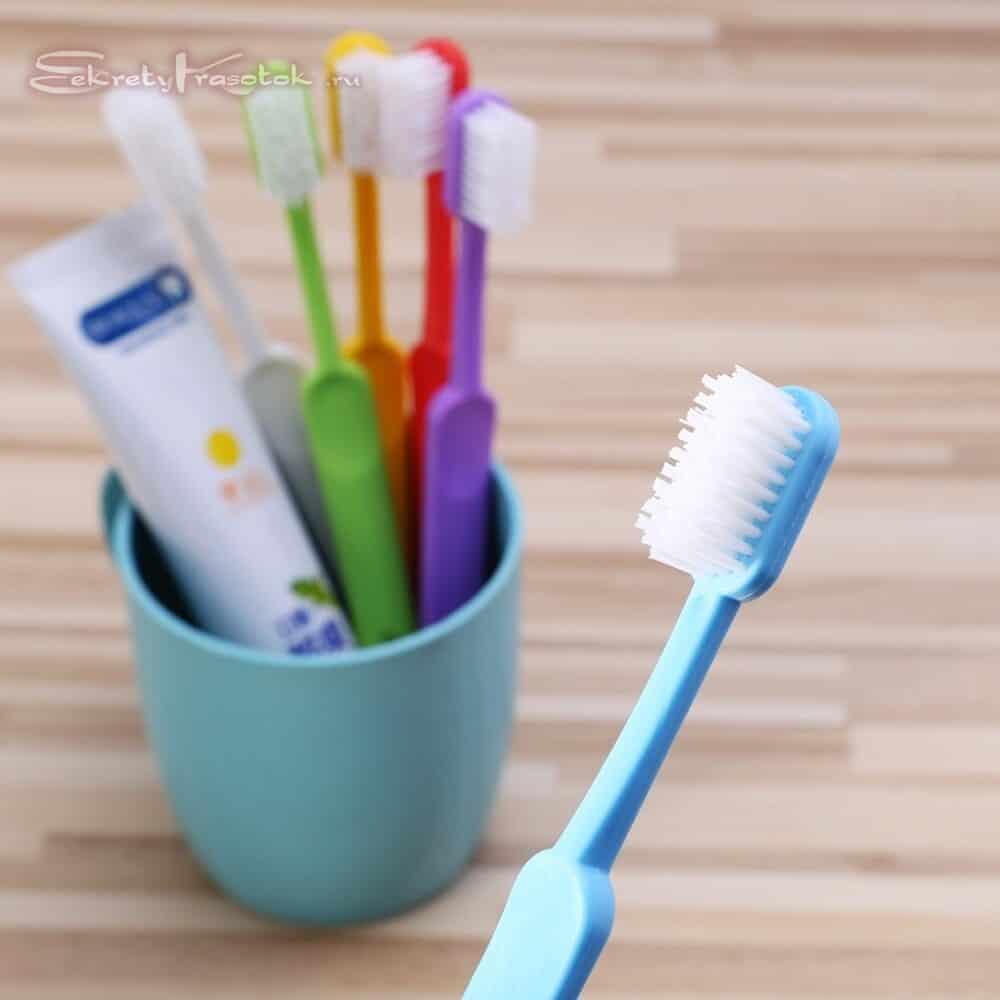 мягкая или жесткая зубная щетка