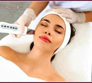 Чистка кожи ультразвуком — аппаратный пилинг лица