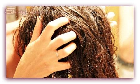 виды пилинга кожи головы в салоне