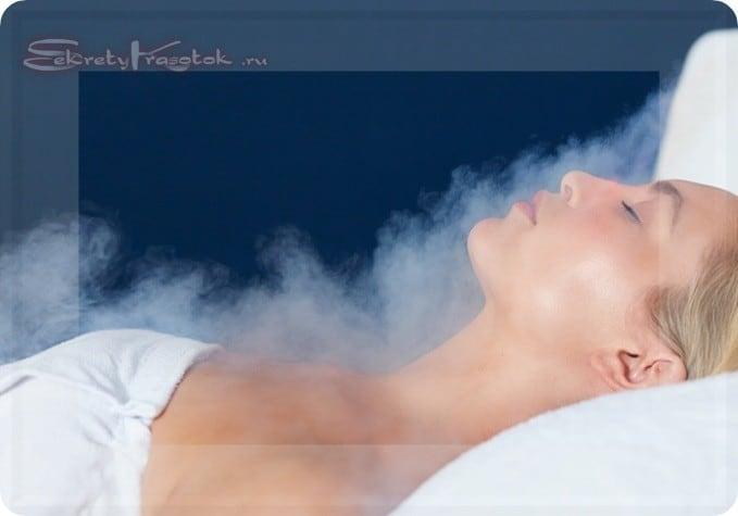жидкий азот против целлюлита