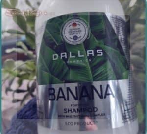 Шампунь «Banana» от Dallas Cosmetics: нужна ли ему приставка «эко»?