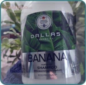 Шампунь Dallas «Banana»