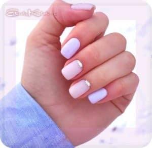 формы ногтей мягкий квадрат