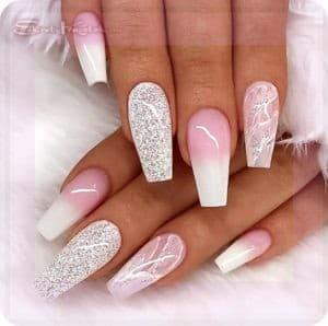 формы ногтей балерина
