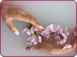ванночки от грибка ногтей